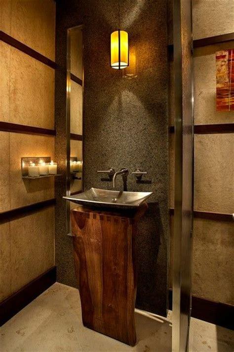 25 Modern Powder Room Design Ideas; Unique Powder Room