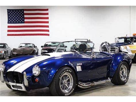 classic shelby cobra for sale on classiccars com 92