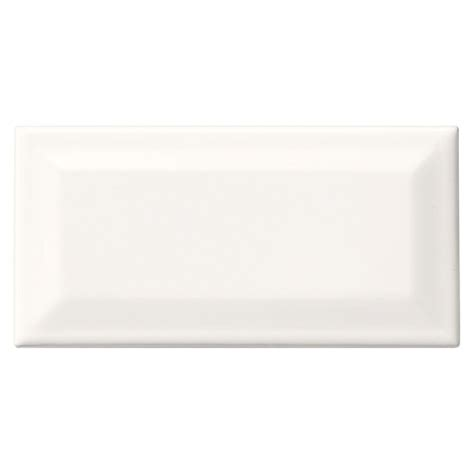rittenhouse square tile home depot daltile rittenhouse square white 3 in x 6 in glazed