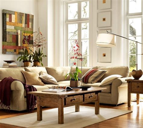 Pottery Barn Living Room by Pottery Barn Living Room Interiors