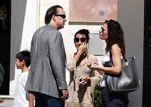 Image Gallery nicolas cage and family