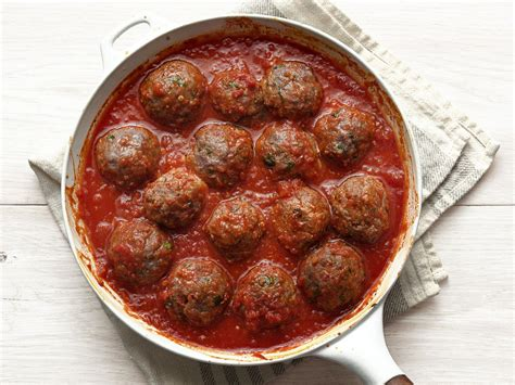 meatballs easy comfort food recipes food network