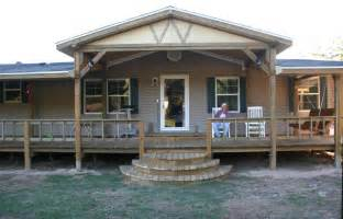 Front Porches On Mobile Homes