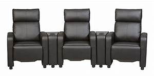 coaster toohey home theater seating set black 600181 set With coaster home theater furniture