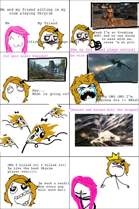 Skyrim Comic 2