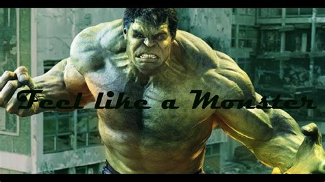 hulk feel   monster youtube