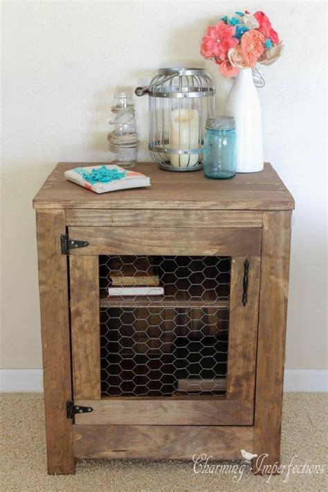 ideas  rustic nightstand  pinterest nightstand plans pallet bedroom furniture