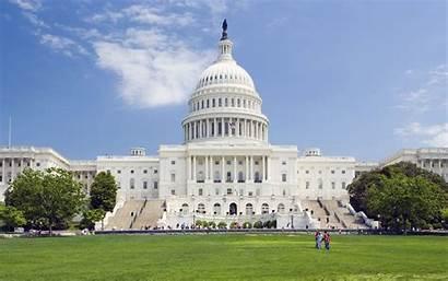 Washington Usa Congress Capitol Sfondi Wallpapers Campidoglio