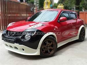 Bodykits Juke-r Style For Nissan Juke  Abs