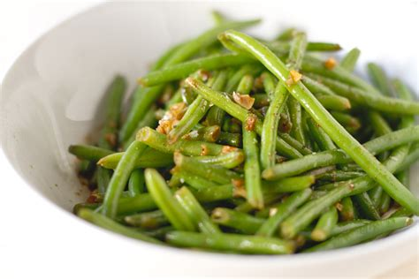 haricots verts cuisin駸 chili haricot verts