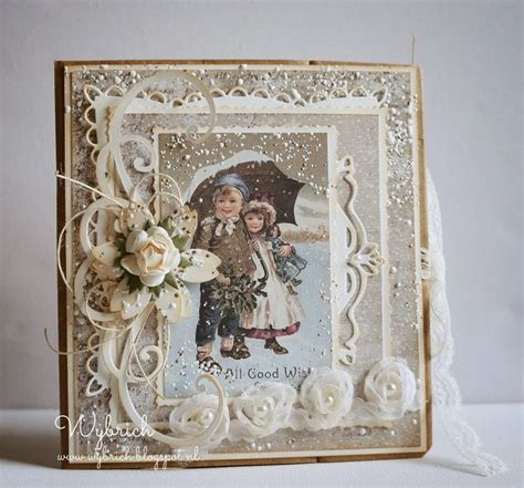 shabby chic christmas cards 163 best images about cards shabby chic on pinterest lace ribbons and shabby