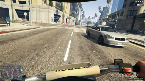 First Person Driving In Gta 5