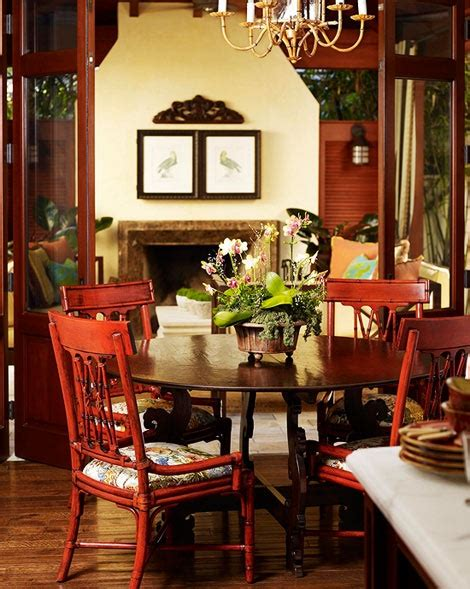 California Home Decorated To Feel Tropical Retreat by 142 Best Tropical Dining Rooms Images On