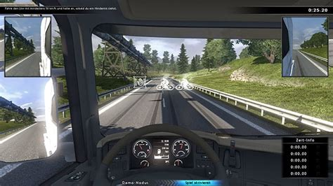 siege simulation auto scania truck driving simulator