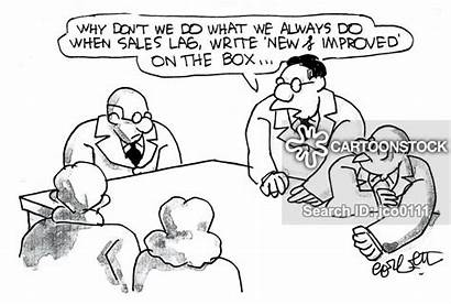 Marketing Meeting Cartoon Cartoons Funny Comics Selling