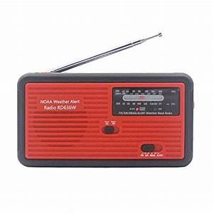 Top 9 Hand Crank Radio Flashlight  U2013 Weather Radios