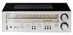 Technics Sa-300 - Manual - Am  Fm Stereo Receiver