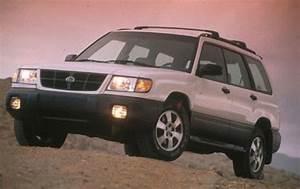 1999 Subaru Forester - Vin  Jf1sf6352xh737591
