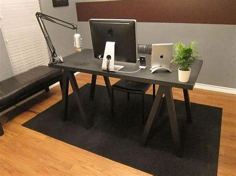 woodwork homemade wood desk plans  plans