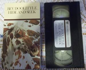 Hide And S : bev doolittle hide and seek vhs 1990 ebay ~ Frokenaadalensverden.com Haus und Dekorationen