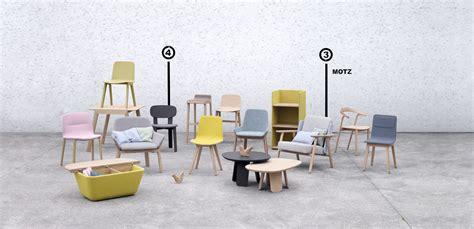 chaise bureau architecte alki meubles contemporains en bois fabriqués au pays