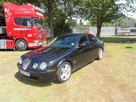 Jaguar S Type 4.2 V8 Auto R Supercharged Black. Car For Sale
