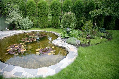 landscape ponds 37 backyard pond ideas designs pictures