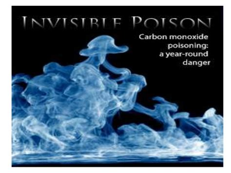 carbon monoxide is formed when fuels are burned air pollutants