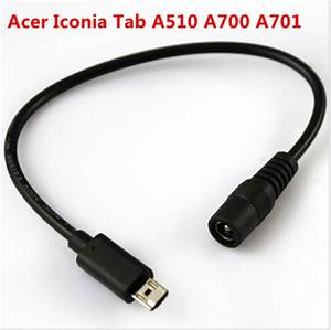 Acer Iconia Tab A510 A700 A701 Power Charging Cable