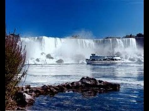 Niagara Falls Boat by Of The Mist Boat Ride Niagara Falls Canada