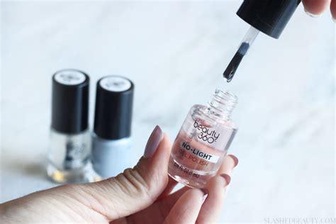 best no light gel polish review beauty 360 no light gel polish slashed beauty