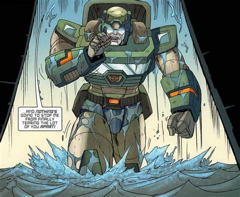 Titans Return Kup Revealed In Final Tfcc Magazine!