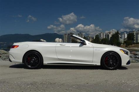 May 08, 2017 at 9:00am et + + share on facebook; Aston Martin Vancouver   2017 Mercedes-Benz S63 AMG 4MATIC Cabriolet   #UM1938