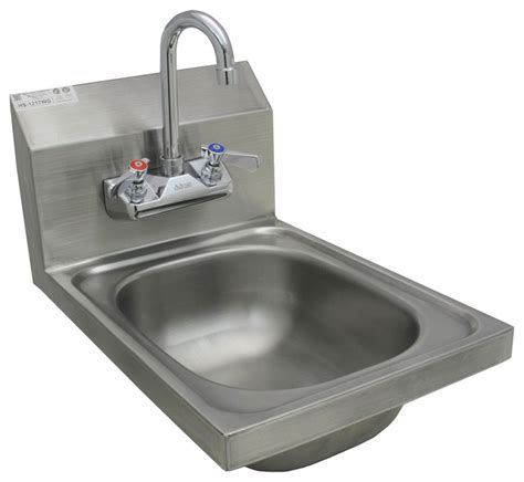 Modern Stainless Steel Bathroom Sinks by 12 Quot X17 Quot Space Saver Stainless Steel Wall Mount Sink