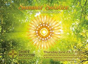 Save the date: 6th ANNUAL SUMMER SOLSTICE CELEBRATION ...