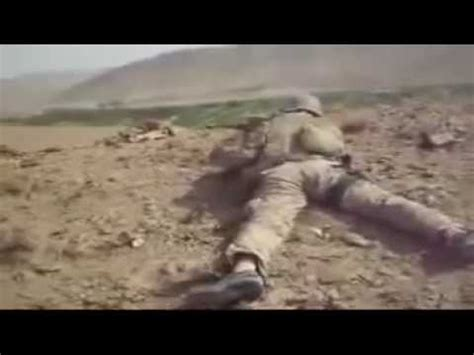 50 Bmg Wound by Taliban Picked With A Barrett 50 Cal