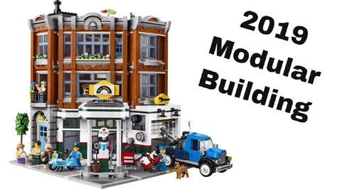 lego creator expert 2018 lego corner garage preview 2019 modular building creator expert 10264