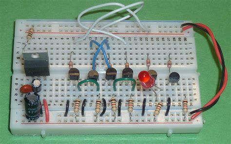 Csci Breadboards Transistors Gates