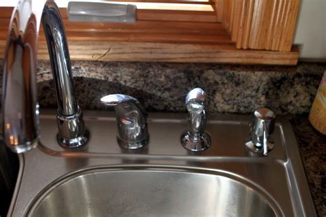 moen kitchen faucet remove cartridge moen 1225 kitchen faucet cartridge repair or replacement