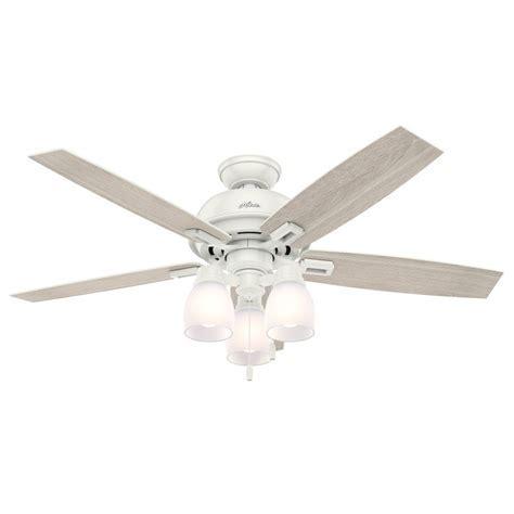 Hunter 53337 Donegan 52 Inch 3 LED Light Ceiling Fan In