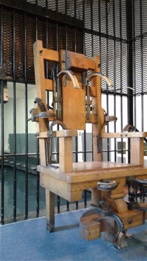 Sparky Electric Chair Wv by Quot Sparky Quot Electric Chair Once Used At The Pentitentiary
