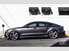 2014 Audi RS 7 with the Carbon optic package Rare Cars