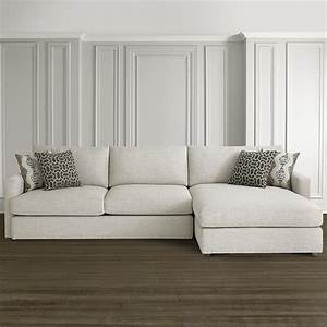 allure right chaise sectional sofa living room bassett With sectional sofas bassett furniture