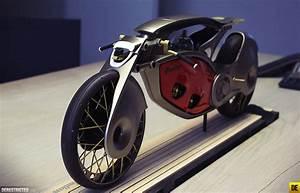 Mc Concept : futuristic indian motorcycles bike concept by wojtek bachleda autoevolution ~ Gottalentnigeria.com Avis de Voitures