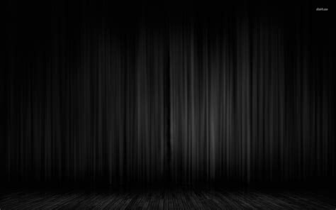 image gallery black stage
