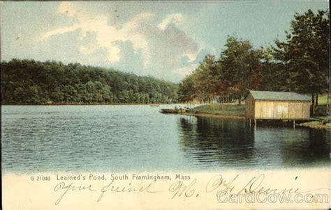 Boats For Sale Framingham Ma by Learned S Pond Framingham Ma Where It Began