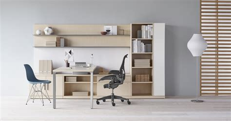 canvas private office workstations herman miller
