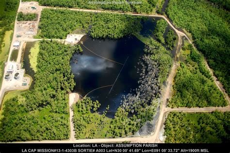Bayou Corne Sinkhole | The McEnery Company