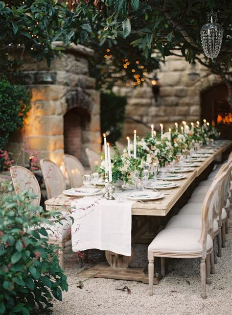 rustic chic wedding theme