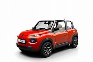 Citroën Mehari : citroen e mehari revealed as production model speed carz ~ Gottalentnigeria.com Avis de Voitures
